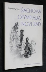 náhled knihy - Šachová olympiáda Novi Sad