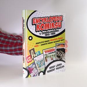 náhled knihy - Encyklopedie komiksu v Československu 1945-1989