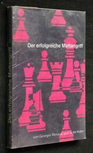 náhled knihy - Der erfolgreiche mattangriff
