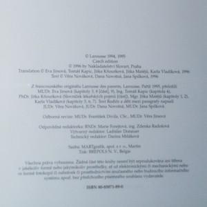 antikvární kniha Encyklopedie rodičovství. Těhotenství, porod, péče o dítě, výchova, 1996