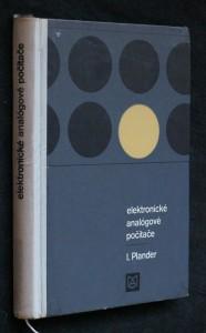 náhled knihy - Elektronické analógové počítače