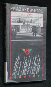 náhled knihy - Pražské metro