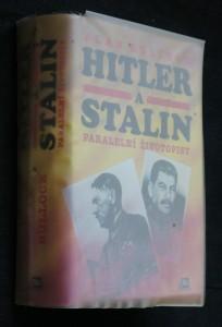 náhled knihy - Hitler a Stalin : paralelní životopisy