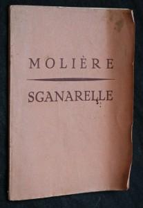 náhled knihy - Sganarelle, čili, Domnělý paroháč : komedie o jednom dějství