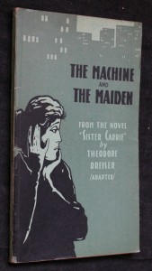 náhled knihy - The machine and the maiden