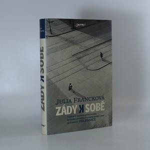 náhled knihy - Zády k sobě