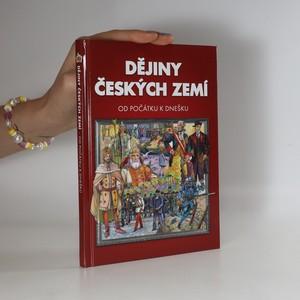 náhled knihy - Dějiny českých zemí. Od počátku k dnešku