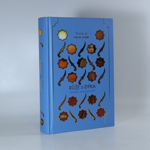 náhled knihy - Růže & dýka