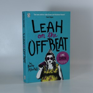 náhled knihy - Leah on the off beat