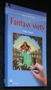 náhled knihy - Naučte se kreslit fantasy světy