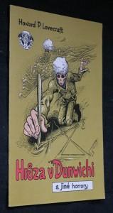 náhled knihy - Hrůza v Dunwichi a jiné horrory