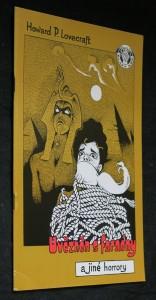náhled knihy - Uvězněn s faraóny a jiné horrory
