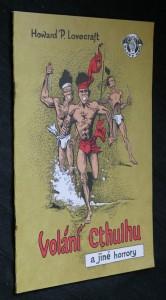 náhled knihy - Volání Cthulhu a jiné horrory
