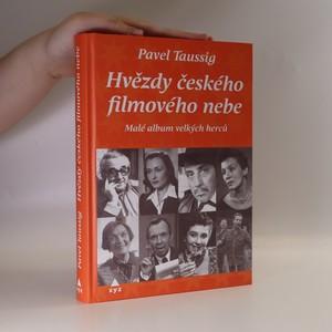 náhled knihy - Hvězdy českého filmového nebe