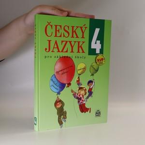 náhled knihy - Český jazyk 4 pro základní školy