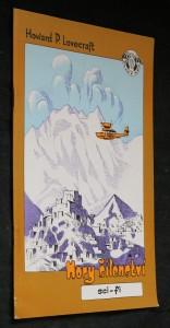 náhled knihy - Hory šílenství