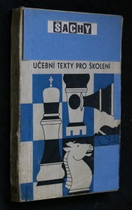 náhled knihy - Šachy : Příručka pro trenéry 3. a 2. třídy. 1. [díl]