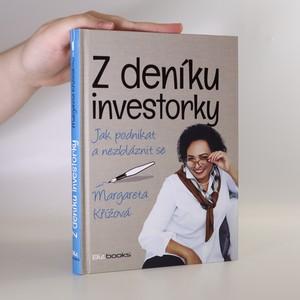 náhled knihy - Z deníku investorky. Jak podnikat a nezbláznit se