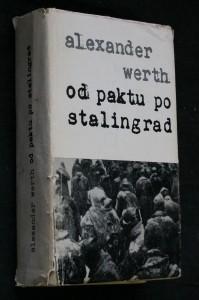 náhled knihy - Od paktu po Stalingrad : Rusko vo vojne 1941 - 1945. 1. [časť]