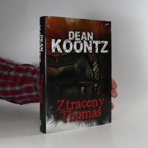 náhled knihy - Ztracený Thomas