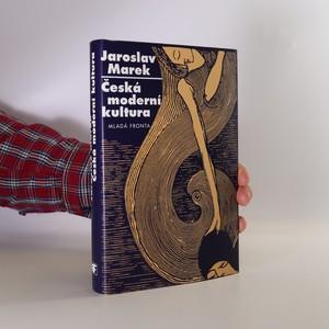 náhled knihy - Česká moderní kultura