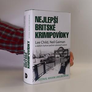 náhled knihy - Nejlepší britské krimipovídky