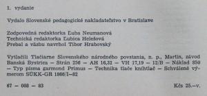 antikvární kniha Próza socialistického realizmu 1945-1980, 1983