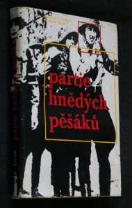 náhled knihy - Partie hnědých pěšáků