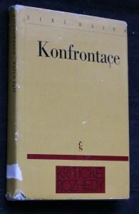 náhled knihy - Konfrontace