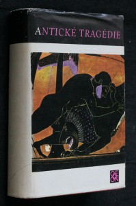 náhled knihy - Antické tragédie