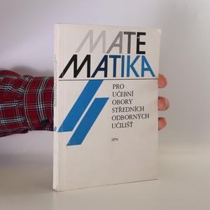 náhled knihy - Matematika II. Pro učební obory středních odborných učilišť
