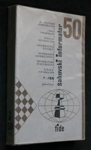 náhled knihy - Šahovski informator 50