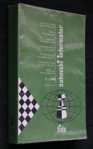 náhled knihy - Šahovski informator 48