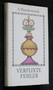 náhled knihy - Verflixte fehler, 500 lehrreiche minipartien