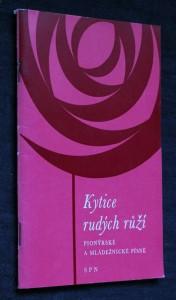 náhled knihy - Kytice rudých růží