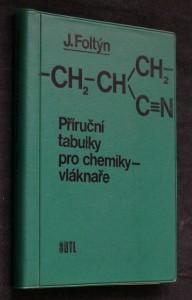 náhled knihy - Příruční tabulky pro chemiky-vláknaře : určeno [také] stud. na odb. školách chem. a textilních