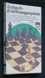 náhled knihy - Schach-Eröffnungsspiele