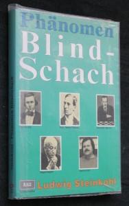 náhled knihy - Phänomen Blind-schach