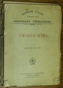 náhled knihy - Twardowski