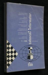 náhled knihy - Šahovski informator 28