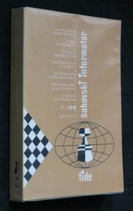 náhled knihy - Šahovski informator 49