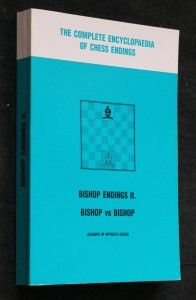 náhled knihy - The complete encyklopaedia of chess endings: Bishop endings II.