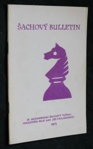 náhled knihy - Šachový bulletin, 35. mezinárodní šachový turnaj