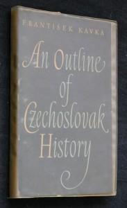náhled knihy - An outline of Czechoslovak history