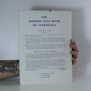 antikvární kniha Applied astrology, 1972