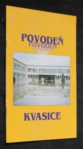 náhled knihy - Povodeň Kvasice 1997