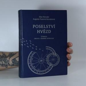 náhled knihy - Poselství hvězd