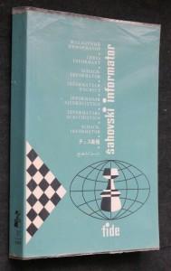 náhled knihy - Šahovski informator 37