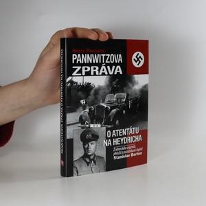 náhled knihy - Pannwitzova zpráva o atentátu na Heydricha