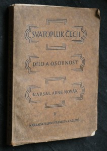náhled knihy - Svatopluk Čech : dílo a osobnost. Díl II